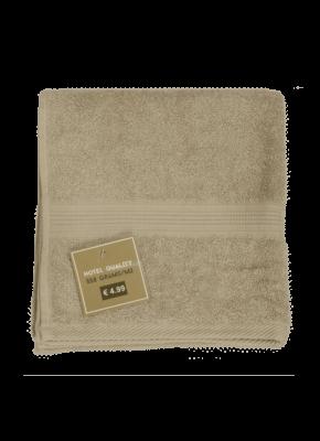 wibrazakelijk.nl Handdoek Licht grijs 50x100cm - 550 gram