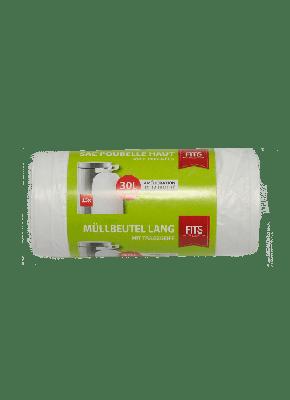 30 liter pedaalemmerzakken hoog