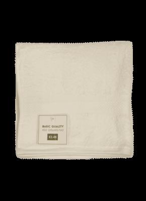 wibrazakelijk.nl Handdoek wit 50x100cm - 450 gram