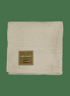 wibrazakelijk.nl Handdoek Wit 50x100cm - 550 gram