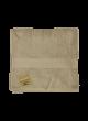 Badlaken Licht grijs 70x130cm -  550 gram